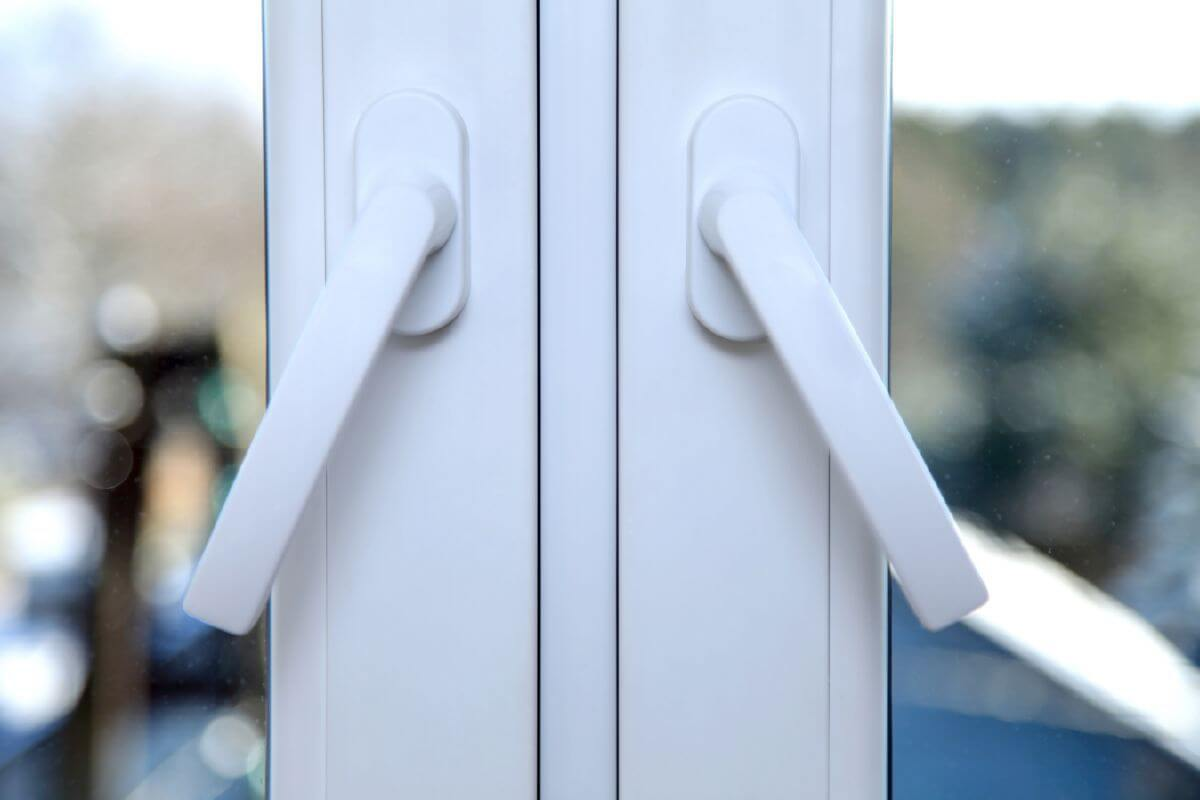 Aluminium Window Handles Derbyshire