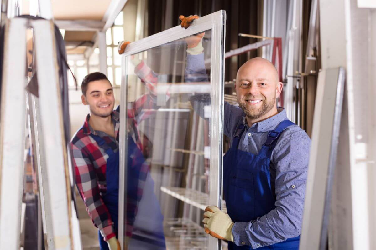 Aluminium Window Repairs Derbyshire