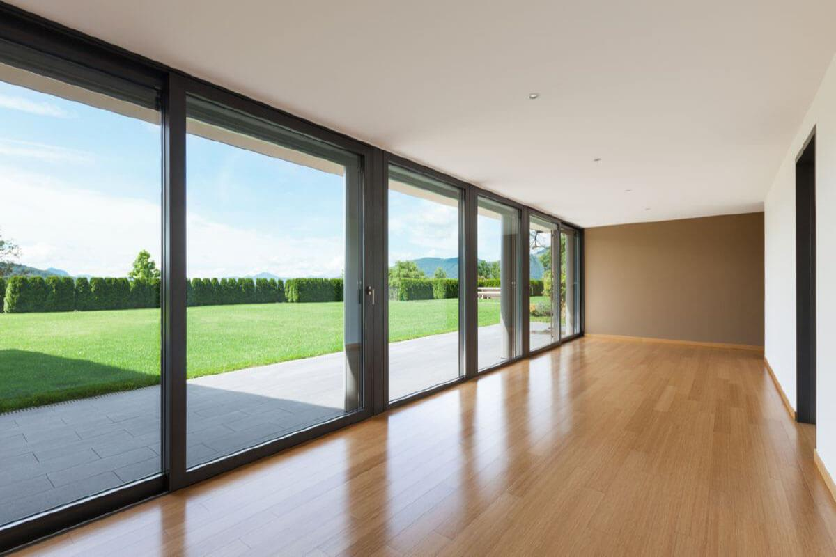 Aluminium Window Systems Derbyshire
